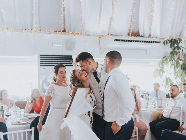 La boda de Carlos y Nuria en La Manga Del Mar Menor, Murcia 178