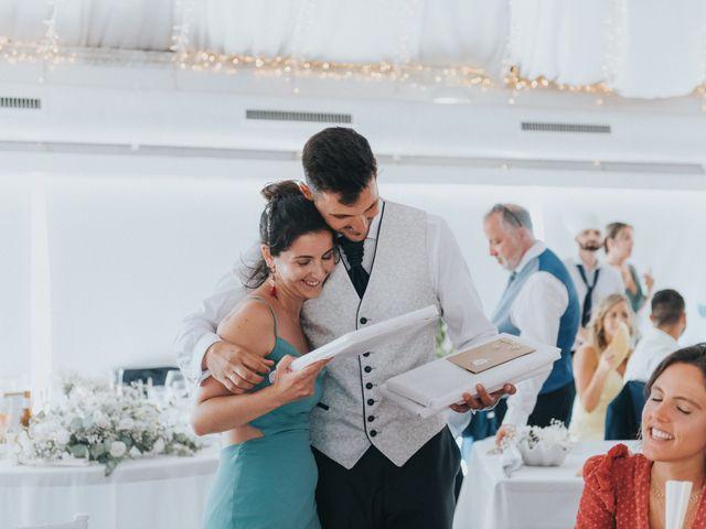 La boda de Carlos y Nuria en La Manga Del Mar Menor, Murcia 179