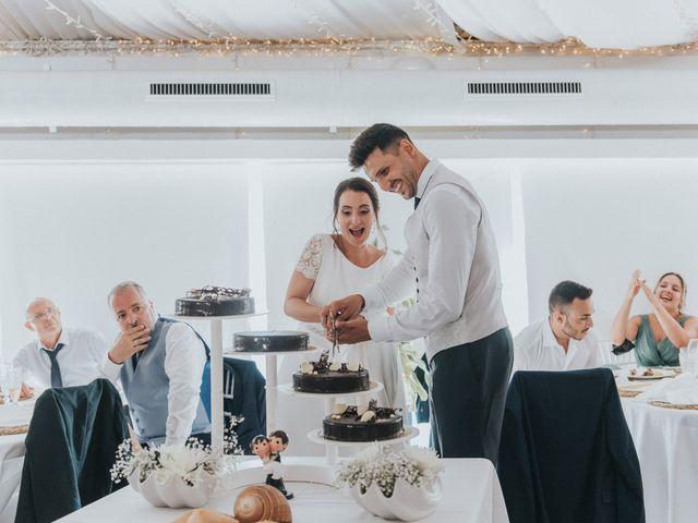 La boda de Carlos y Nuria en La Manga Del Mar Menor, Murcia 183