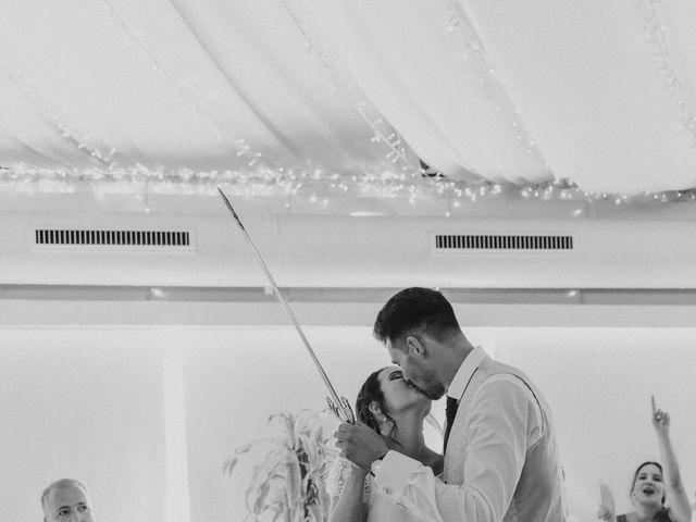 La boda de Carlos y Nuria en La Manga Del Mar Menor, Murcia 184