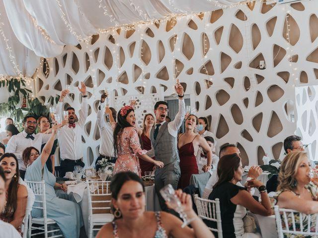 La boda de Carlos y Nuria en La Manga Del Mar Menor, Murcia 186