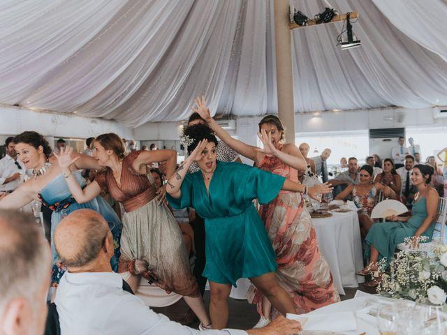 La boda de Carlos y Nuria en La Manga Del Mar Menor, Murcia 189