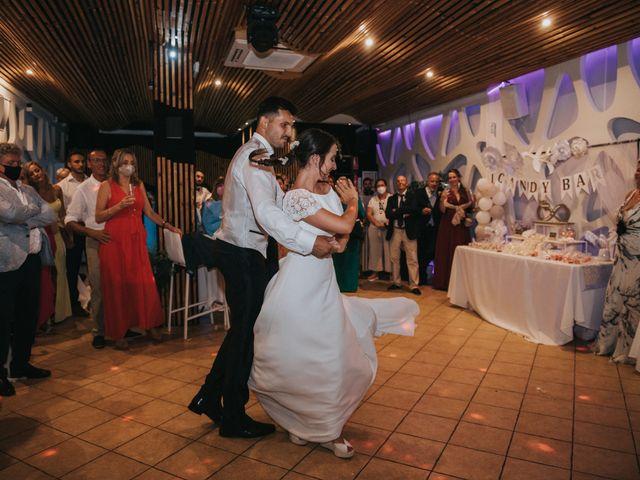 La boda de Carlos y Nuria en La Manga Del Mar Menor, Murcia 192