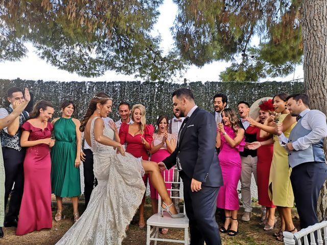 La boda de José Andrés y Lidia en Albacete, Albacete 8