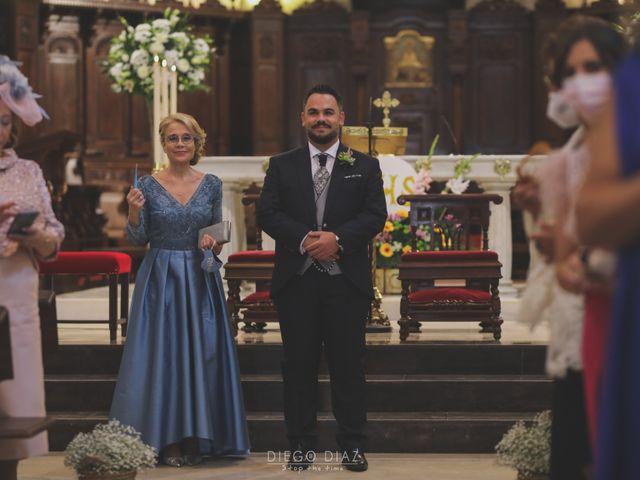 La boda de José Andrés y Lidia en Albacete, Albacete 16