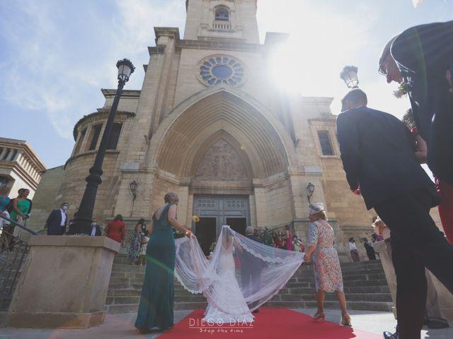 La boda de José Andrés y Lidia en Albacete, Albacete 34