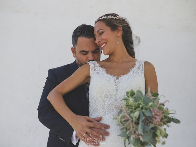 La boda de José Andrés y Lidia en Albacete, Albacete 40