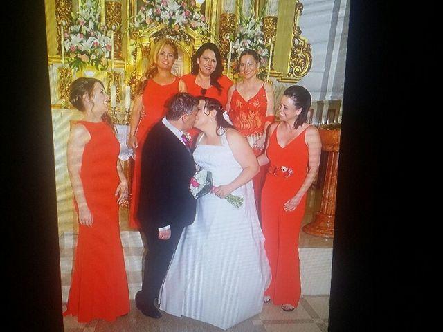 La boda de Moises  y Judith  en Alacant/alicante, Alicante 6