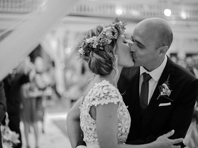 La boda de Emi y Óscar