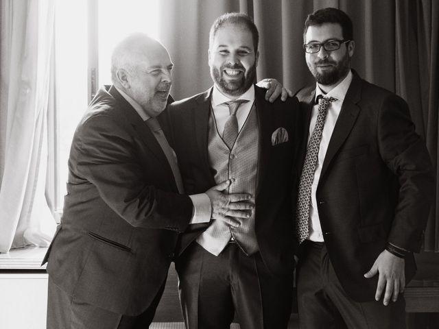 La boda de Jorge y Alba en Pinilla Del Valle, Madrid 7