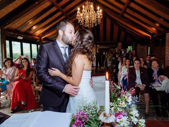 La boda de Jorge y Alba en Pinilla Del Valle, Madrid 20