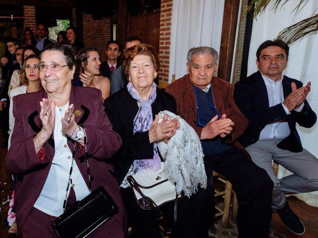 La boda de Jorge y Alba en Pinilla Del Valle, Madrid 21