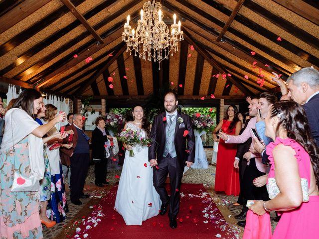 La boda de Jorge y Alba en Pinilla Del Valle, Madrid 22