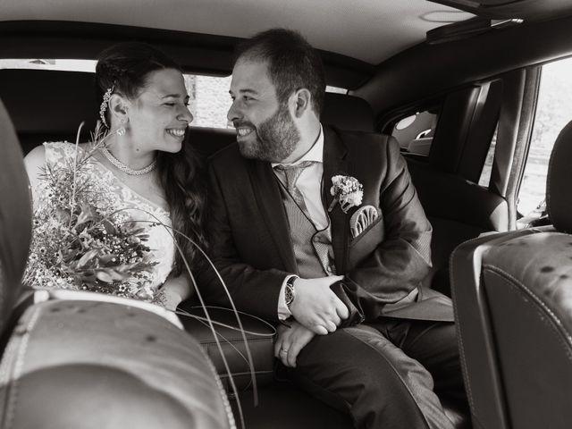 La boda de Jorge y Alba en Pinilla Del Valle, Madrid 23