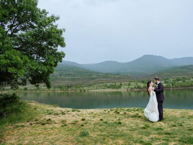 La boda de Jorge y Alba en Pinilla Del Valle, Madrid 27