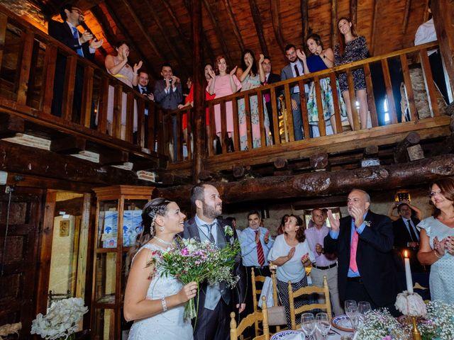 La boda de Jorge y Alba en Pinilla Del Valle, Madrid 33