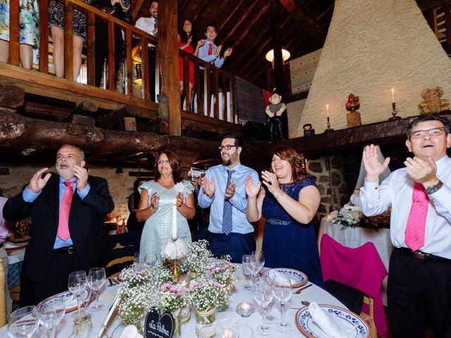 La boda de Jorge y Alba en Pinilla Del Valle, Madrid 34