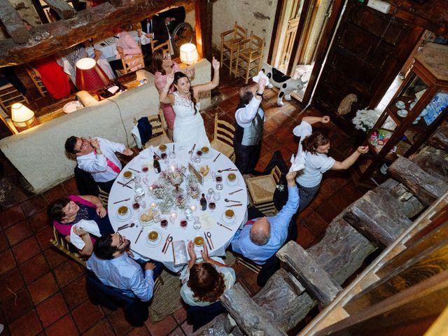 La boda de Jorge y Alba en Pinilla Del Valle, Madrid 35