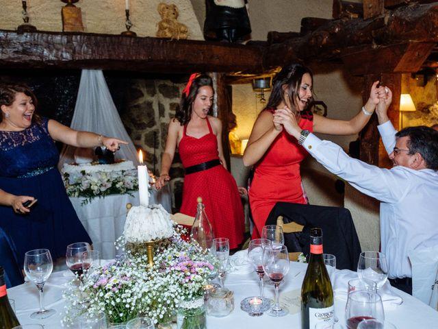 La boda de Jorge y Alba en Pinilla Del Valle, Madrid 37