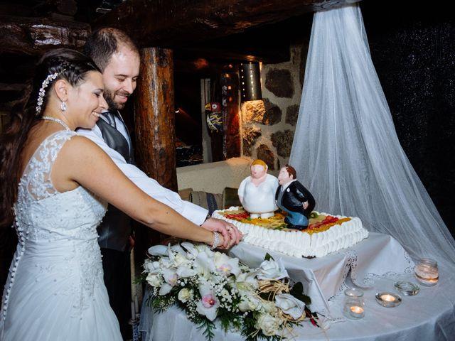 La boda de Jorge y Alba en Pinilla Del Valle, Madrid 38