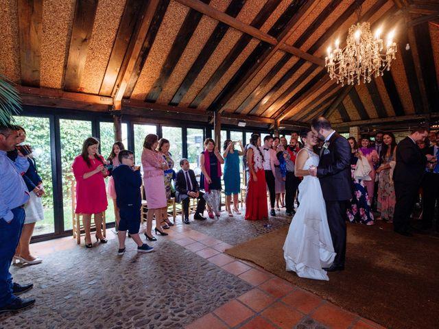 La boda de Jorge y Alba en Pinilla Del Valle, Madrid 40