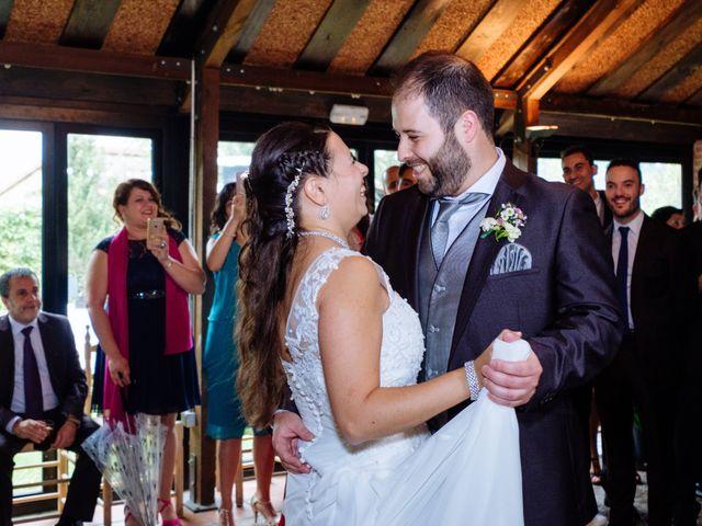 La boda de Jorge y Alba en Pinilla Del Valle, Madrid 41
