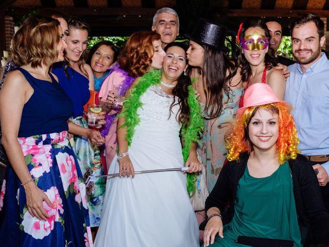 La boda de Jorge y Alba en Pinilla Del Valle, Madrid 44