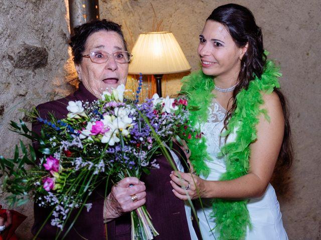 La boda de Jorge y Alba en Pinilla Del Valle, Madrid 45
