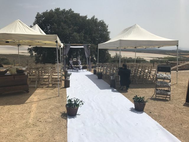 La boda de Noel y Isa en Fuente Piedra, Málaga 5