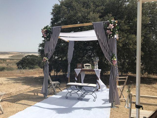 La boda de Noel y Isa en Fuente Piedra, Málaga 6