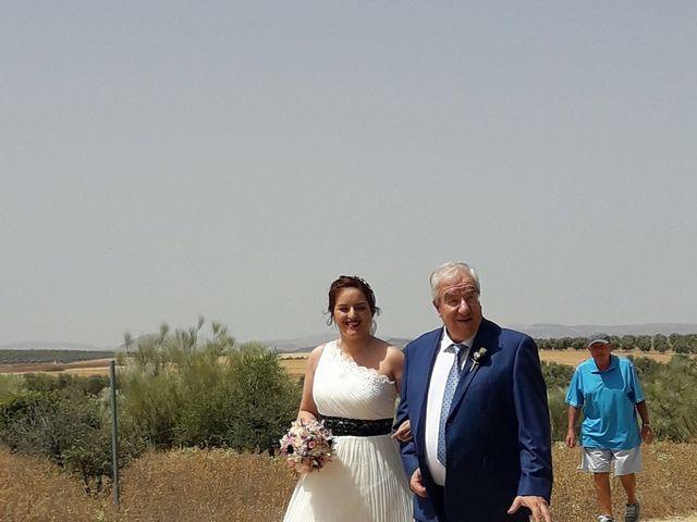 La boda de Noel y Isa en Fuente Piedra, Málaga 2