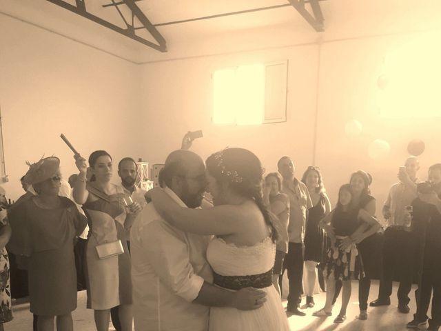 La boda de Noel y Isa en Fuente Piedra, Málaga 15