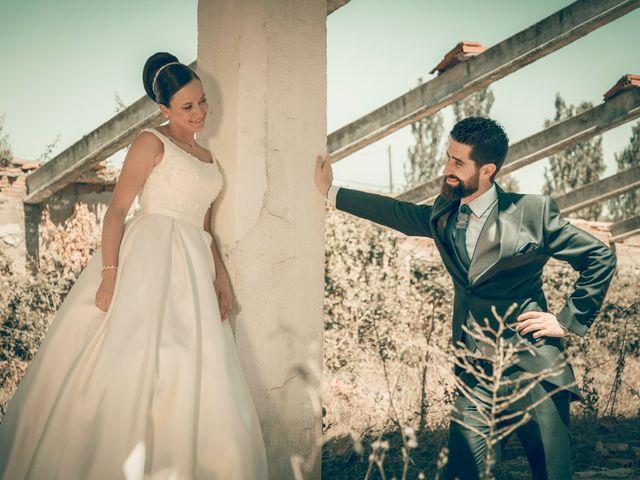 La boda de Jaime y Noelia en Laguna De Duero, Valladolid 1
