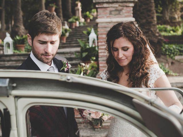 La boda de Nico y Lourdes en Motril, Granada 17