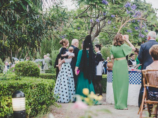 La boda de Nico y Lourdes en Motril, Granada 33