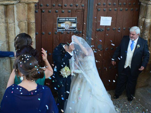 La boda de Tomy y Laura en Jaraiz De La Vera, Cáceres 1