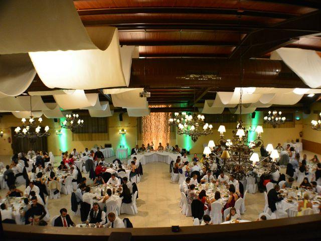 La boda de Tomy y Laura en Jaraiz De La Vera, Cáceres 22