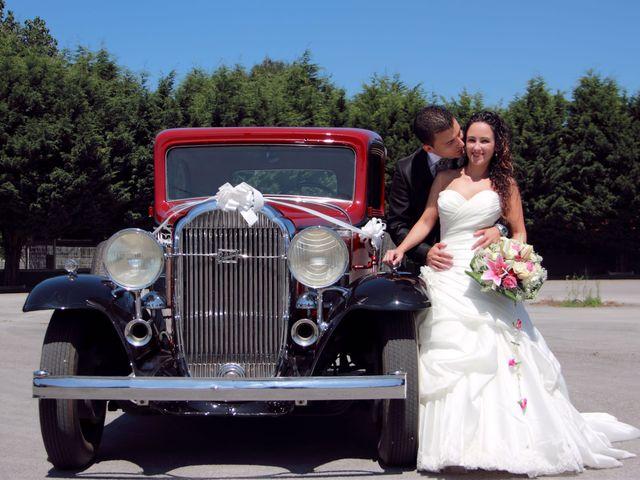 La boda de Beatriz y Agustín