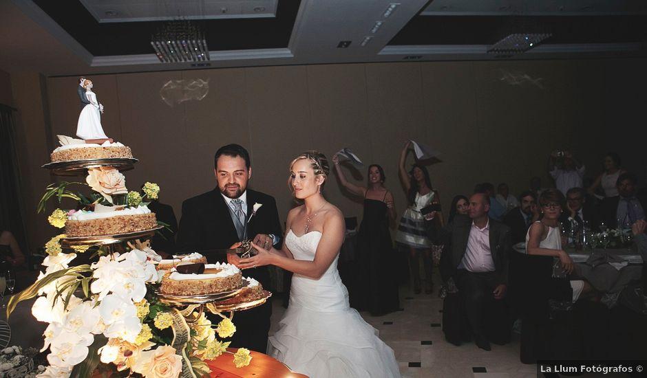 La boda de Roberto y Silvia en La Pobla De Farnals, Valencia