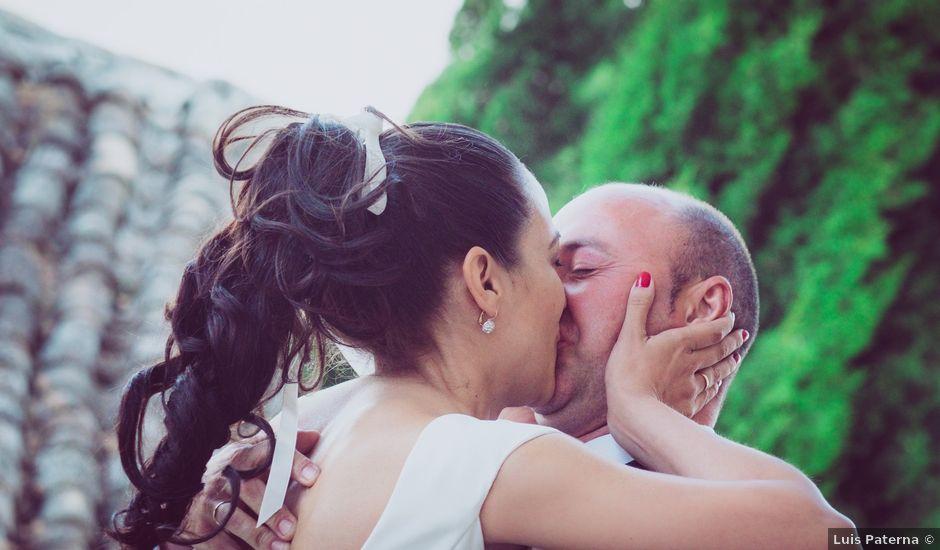La boda de Emilio y Lydia en Belmonte, Cuenca