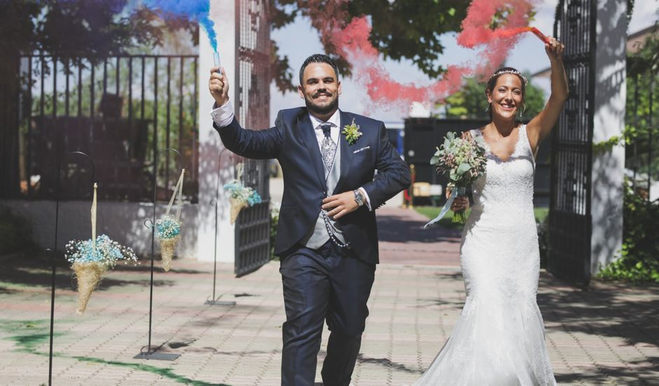 La boda de José Andrés y Lidia en Albacete, Albacete