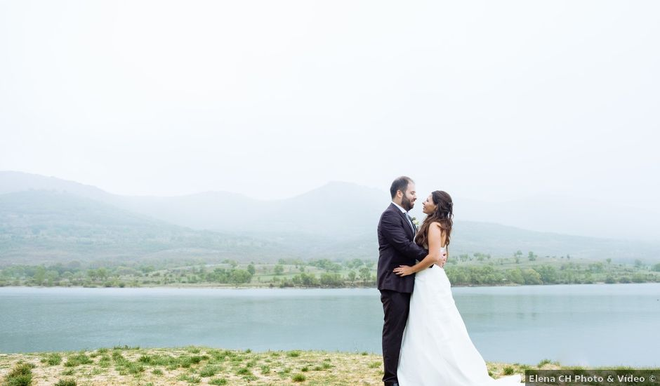 La boda de Jorge y Alba en Pinilla Del Valle, Madrid