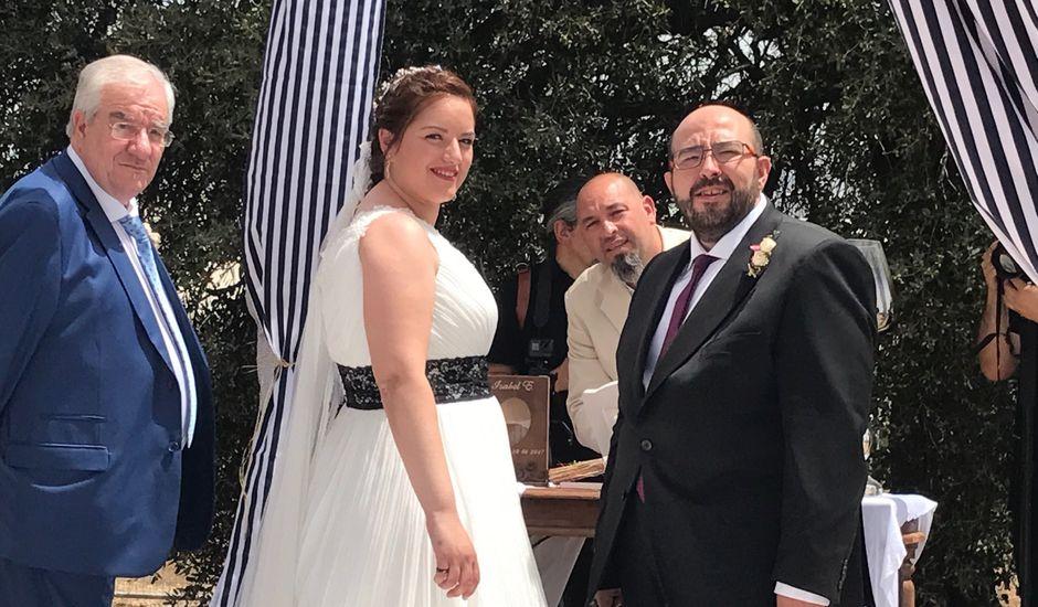 La boda de Noel y Isa en Fuente Piedra, Málaga