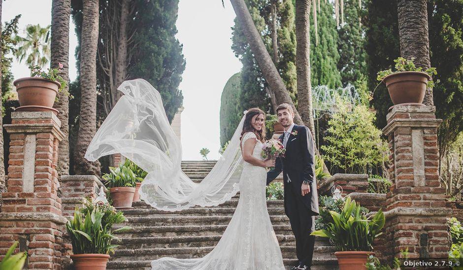La boda de Nico y Lourdes en Motril, Granada