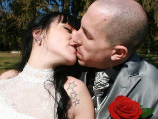 La boda de Rubén y Raquel