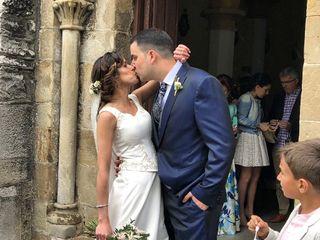 La boda de Lucia y David