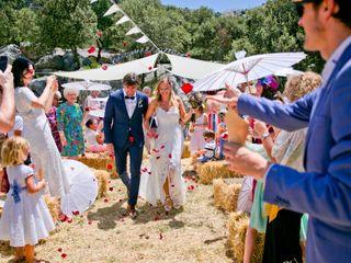 La boda de Maria  y Ricardo