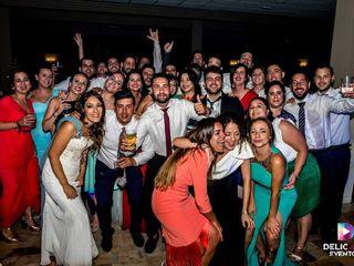 La boda de Cristina  y Jose Angel  1