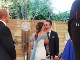 La boda de Cristina  y Jose Angel  2