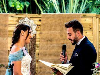 La boda de Cristina  y Jose Angel